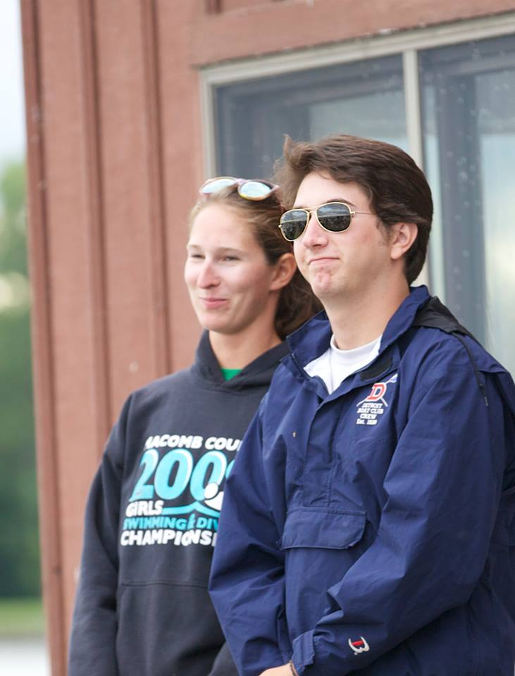 Coaches Grace & Trevor
