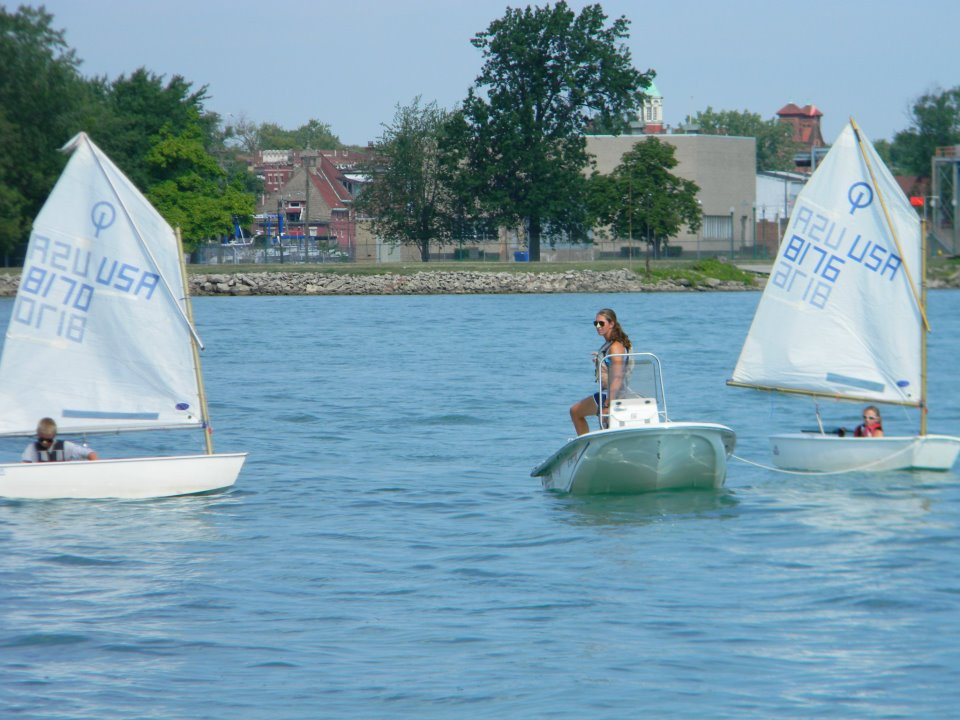 2013 Opti Green Coaching